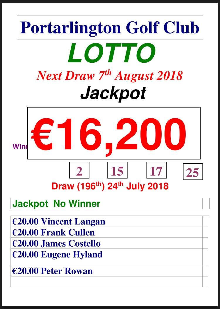 Lotto 260718