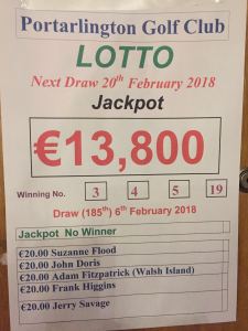 Lotto Feb 6